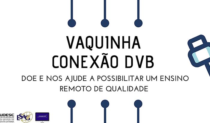 Conexão DVB
