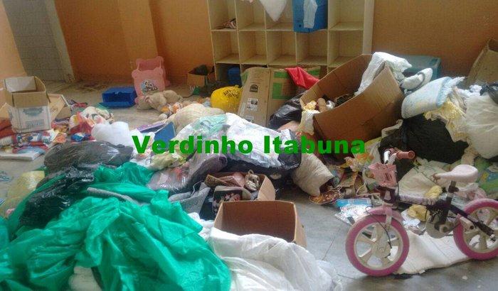 Ajude a construir o orfanato em Itabuna