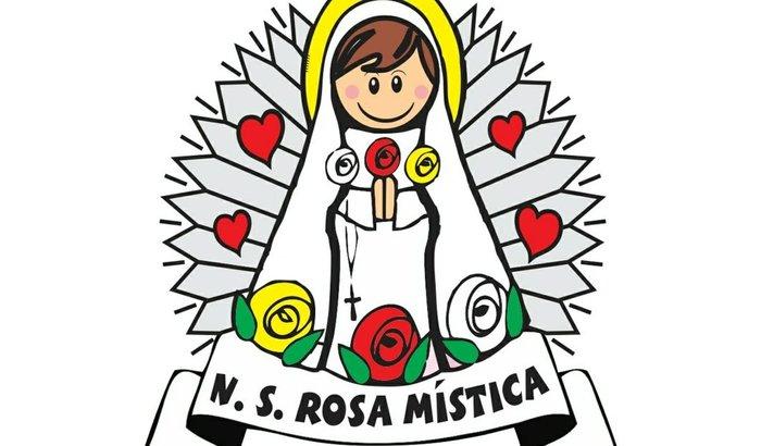 Espalhe a Mensagem da Rosa Mística.