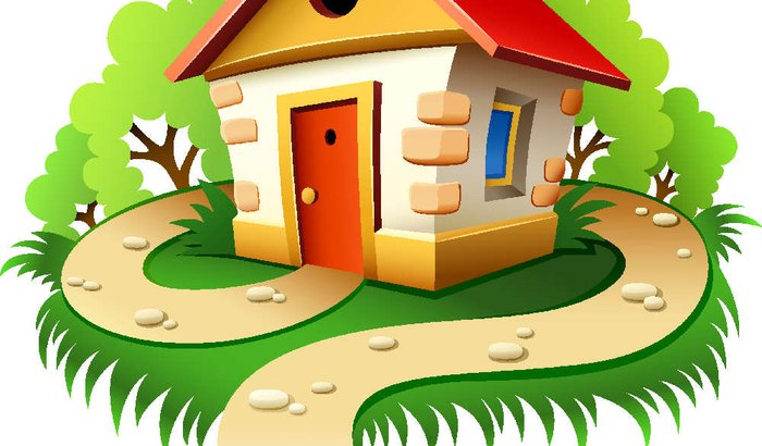 contruir uma casa para meus filhos segura e com espaço