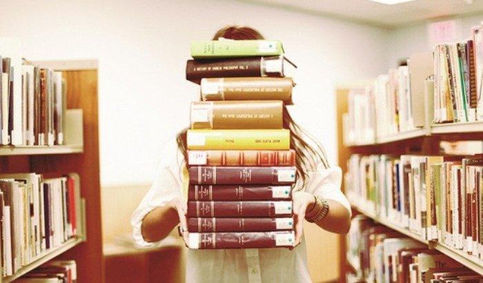 Sem verba para comprar livros
