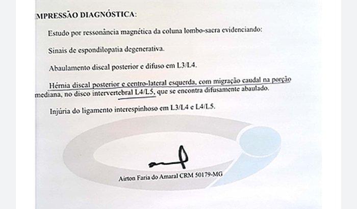 CIRURGIA DE URGÊNCIA NA COLUNA !!! AJUDE SELMA