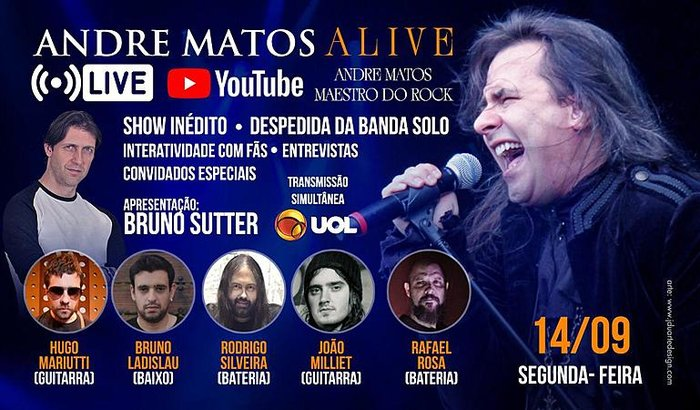 LIVE ANDRE MATOS DOC