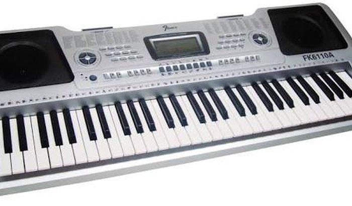 Ajude Lico a conseguir um novo teclado