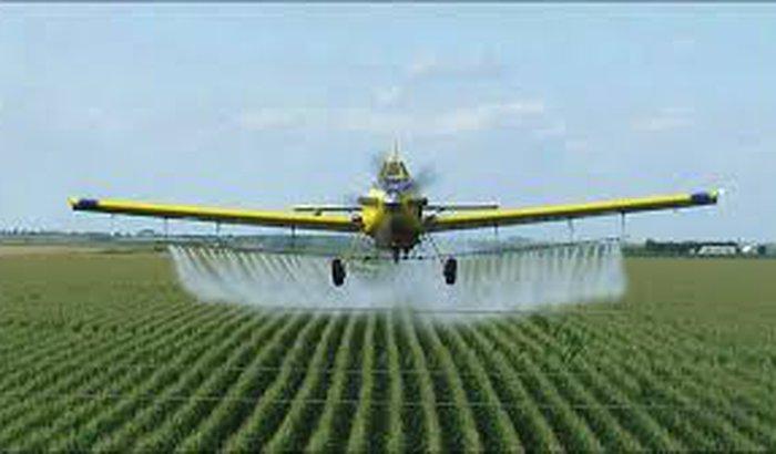 Conclusão de Curso de Piloto Agricola