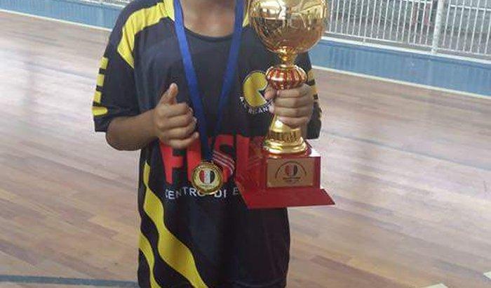 Luizinho Na Mecup Espanha 2017