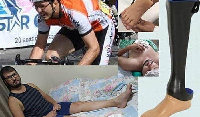 Todos por Bruno Freitas, para voltar a andar e pedalar.