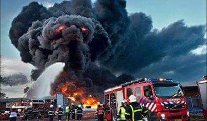 Criação de empresa de bombeiros voluntários