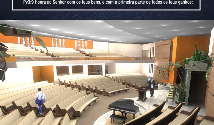 Obra missionaria em Aracaju-SE