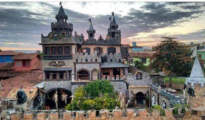 TERMINAR O CASTELO: Castelo da Barra do Jucu -ES