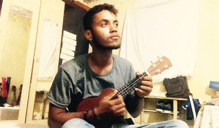 Ajude o Ruan a comprar o violão dos sonhos