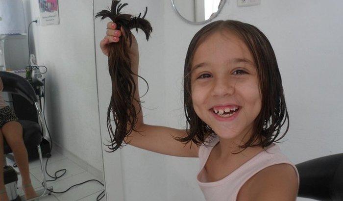 Uma peruca para a Anna