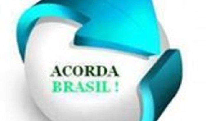 Camisetas do Acorda Brasil