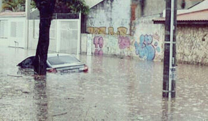 Solidariedade - Enchente em SP