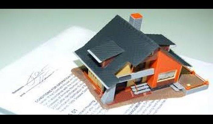 Escritura da casa