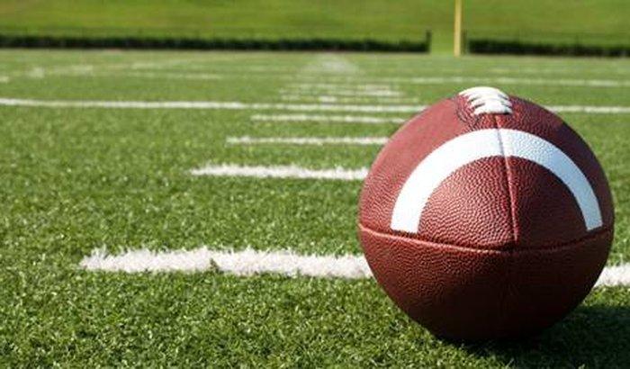 Material Esportivo para treino de Futebol Americano