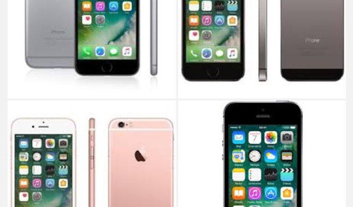 Comprar um novo telefone!