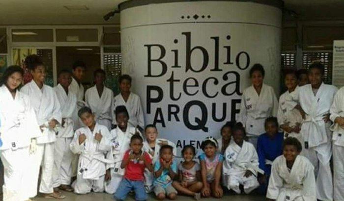 Favela Art & Judocas do Amanhã