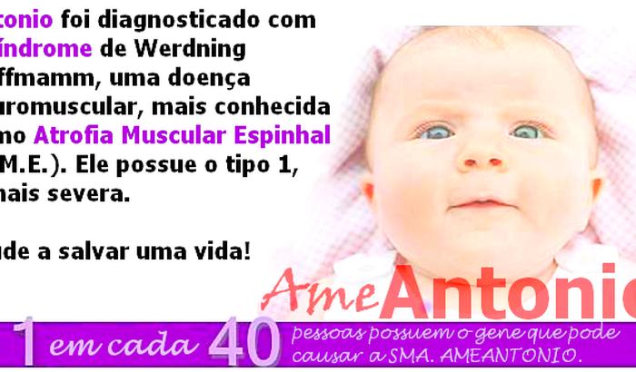 CURA SPINRAZA - AMEANTONIO
