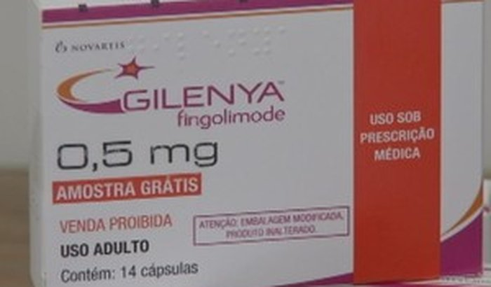 Remédio de alto custo - Gilenya - Novartis