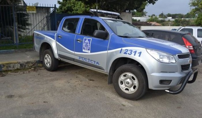 COMPRA DE UMA VIATURA POLICIAL PARA DELEGACIA