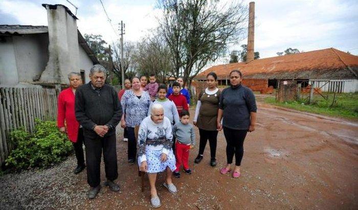 Solidariedade aos moradores da Olaria - UFSM