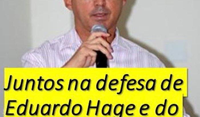 Defesa do colega e amigo Dr. Eduardo Hage