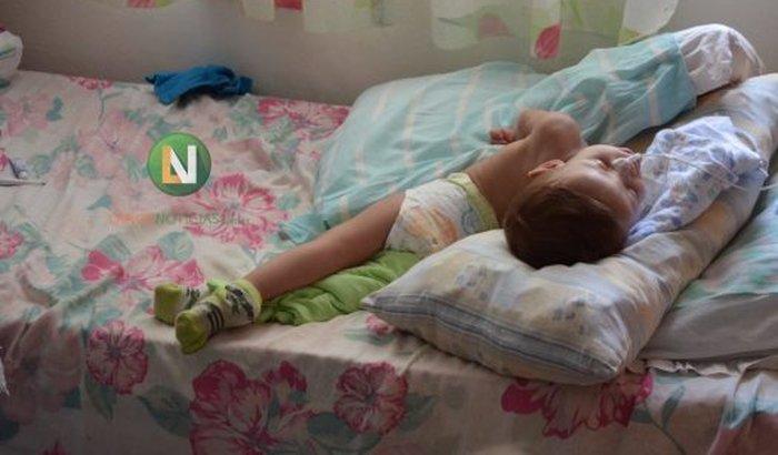 Doe Amor! Ajude o Bebê Elizeu