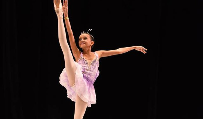 Ajude Lele a participar do World Ballet Competition - EUA