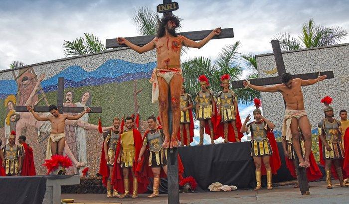 Grande Caminhada de Fé (Paixão de Cristo)