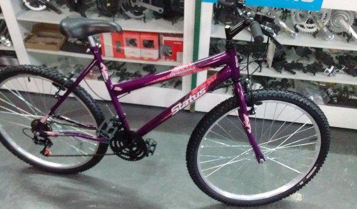 Uma Bike pro André