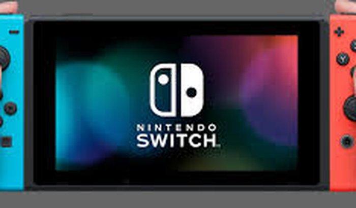 eu quero um switch