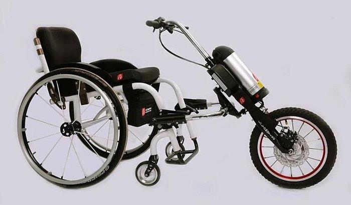Compra de Kit Elétrico para cadeira de rodas