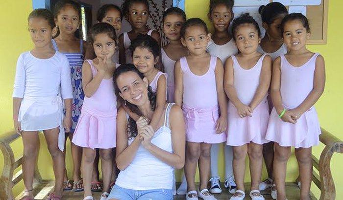 Escola de Música e Dança de Caraíva
