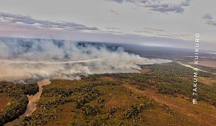 Fundo para Brigadistas Indígenas do Xingu