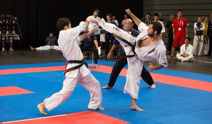 Mundial de Karate Full Contact Shinkyokushin no Cazaquistão