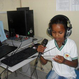 Cover vaquinha radio
