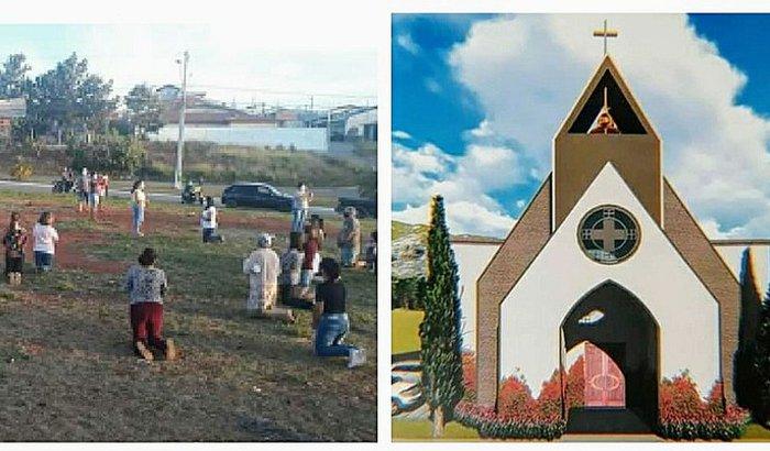 Construindo juntos a Igreja São Gabriel (Jd. Iguatemi)
