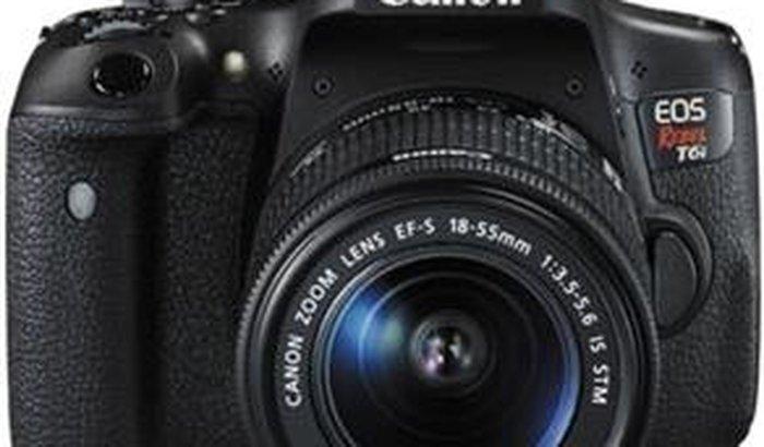 Comprar uma Canon nova