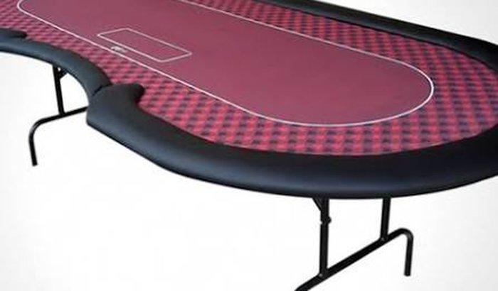 mesa de poker dos amigos