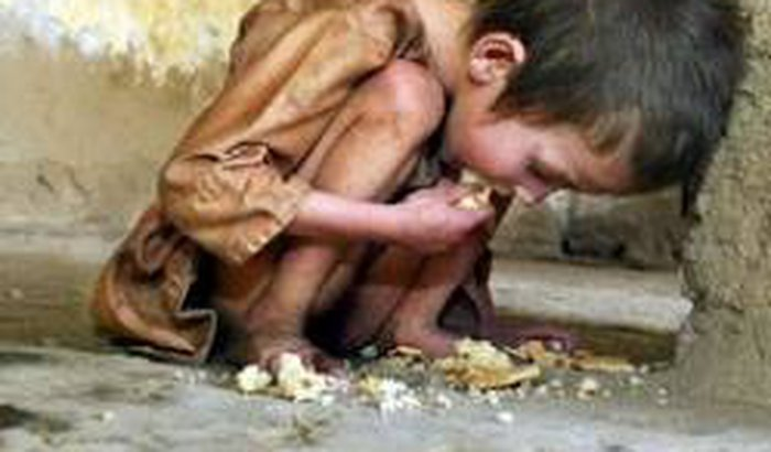 Quem tem fome tem pressa(não pedimos dinheiro)