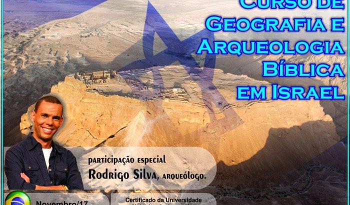 CURSO DE ARQUEOLOGIA BIBLICA