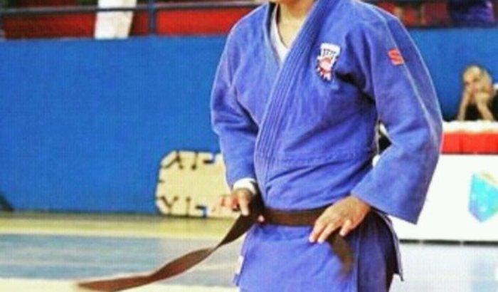 Apoio para competições de judo