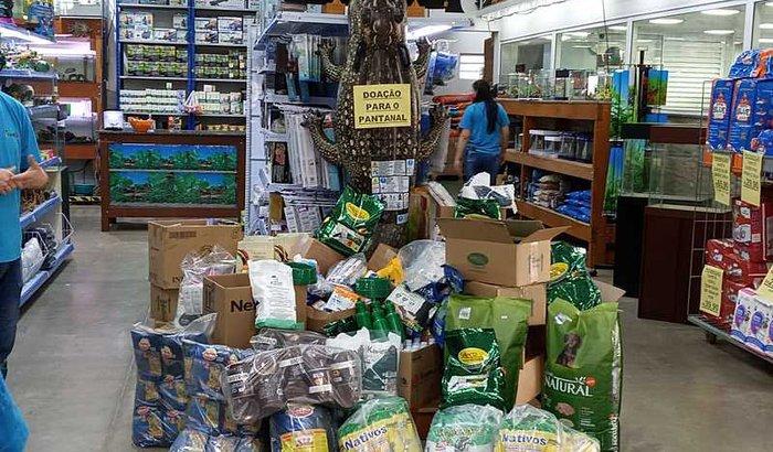 Envio de Equipe para resgate de Fauna(Animais) no Pantanal !!!!