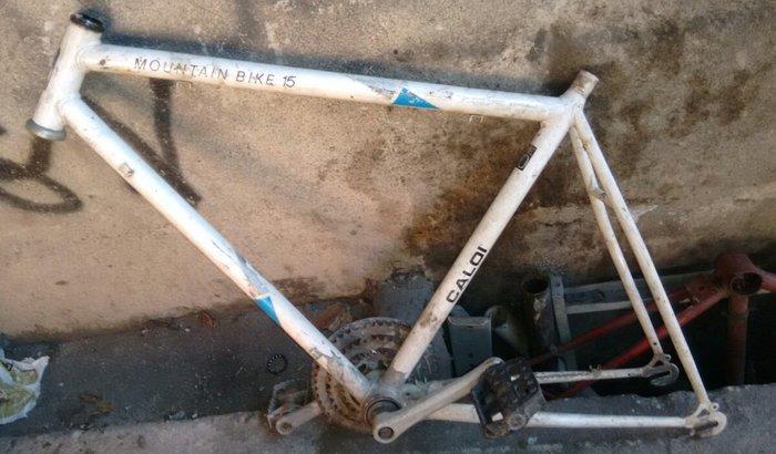 Preciso arrumar minha Bicicleta me ajudem por favor