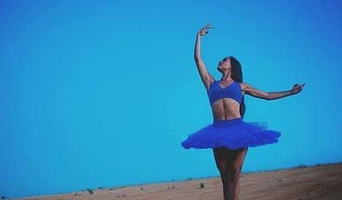"Bonfinense Cleidiane Cezario rumo à ""American of Ballet"""