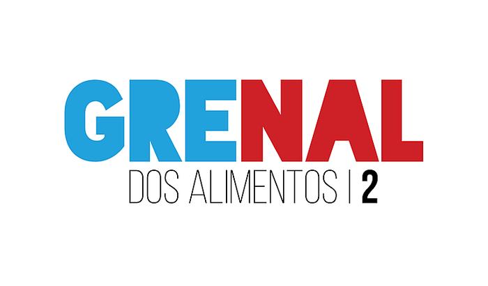 Grenal dos Alimentos 2 #Tricolor | Banco de Alimentos do RS