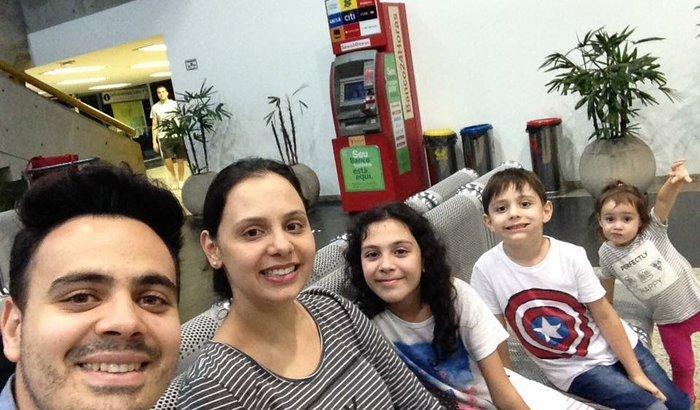 Viajem Missionária da Família Vaz