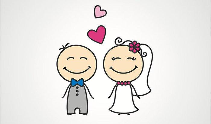 Realizado o sonho do Casamento
