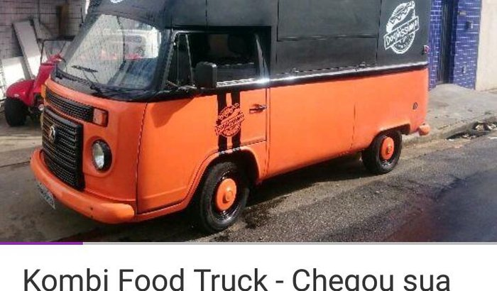 Food truck Aline e Norton